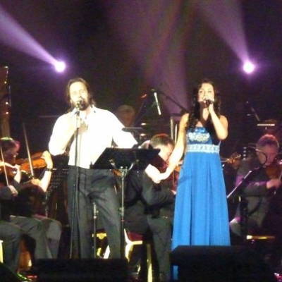 Margaret and Alfie Boe join forces